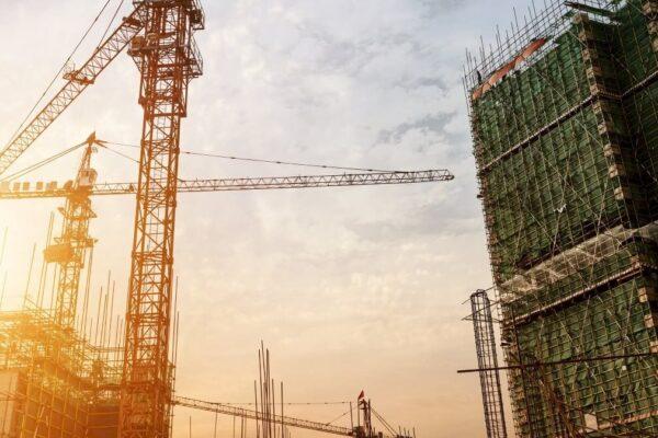 3 grandes momentos da construção civil